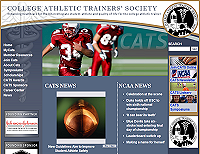 College Athletic Trainers Society