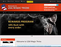 USA Magic Tricks