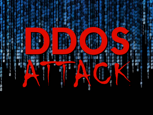 ddos attack troubleshooter