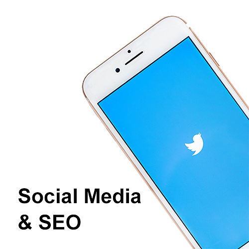 Social Media and SEO (Search Engine Optimization)