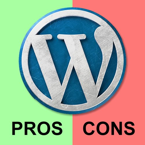What are the Pros and Cons of Creating a WordPress Website?